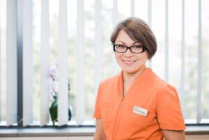 Dr. Arina Palm-Lillepea, KliinikPlussi hambaarst